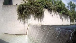 Wasserfall München