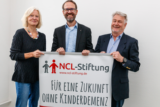 The team of the NCL Foundation