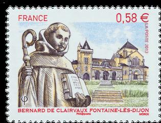 création et gravure de M.Mörck, d'après photos : portrait P.Maillars/akg-images ; maison : photo J.P Coquéau / Mairie de Fontaine-lès-Dijon