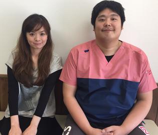 松山市産後の骨盤矯正、3人を出産したお母さんと