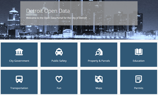 Detroit Open Data (https://data.detroitmi.gov/)