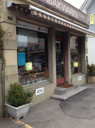 Secondhand-Buchhandlung Déjà-lu, Bielstrasse 19, Lyss