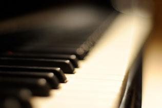 写真 「ピアノの鍵盤」