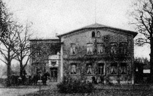 Herrenhaus auf dem Hof Hardebek