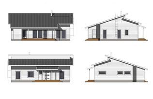 Hausentwurf - Holzhaus kaufen - Blockhaus bauen - Wohnblockhaus- Mecklenburg - Ostsee - Massivholzhäuser - Planung - Kostenermittlung - Ausbauhaus - Mitbauhaus - schlüsselfertig - Holzhäuser