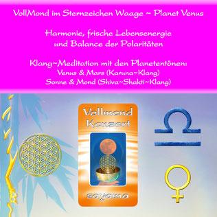 Das Titelbild des Albums Ayurveda Herz Meditation von Sayama Music Richard Hiebinger. Es zeigt einen rosa Buddha vor einer wunderschönen violetten Blüte und die Blume des Lebens