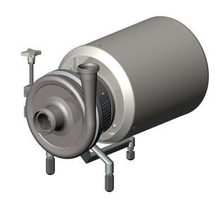 Kreiselpumpe der Baureihe CS -Zentrifugalpumpe