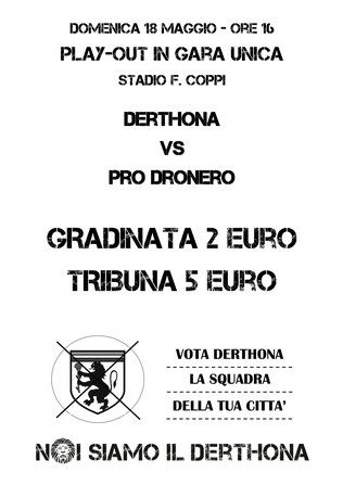 Playout 2013-14 Derthona-Pro Dronero
