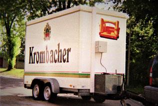 Kühlwagen Verleih