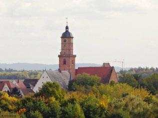 St. Bartholomäus, Volkach