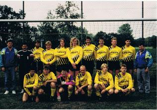 1993 1.Herren Aufstieg