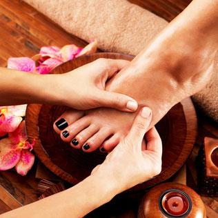 Cosmetic basel for beautiful feet