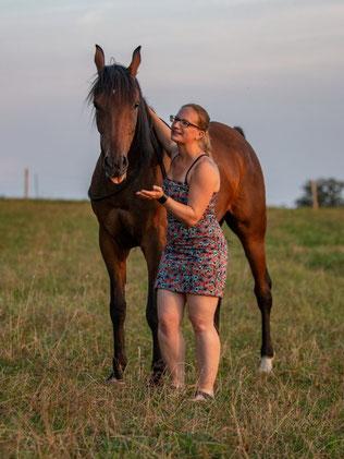 Pferde machen glücklich. Oder?