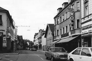 dudweiler, schuhhaus woll