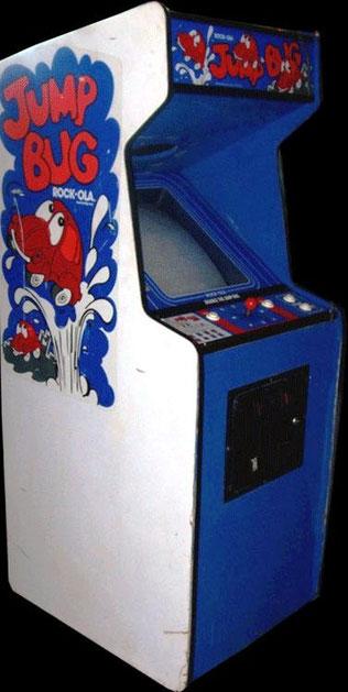 Jump Bug arcade