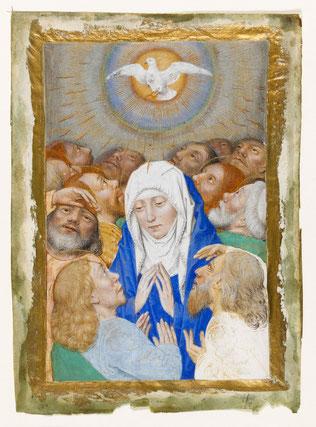 Die Einwohnung des Heiligen Geistes