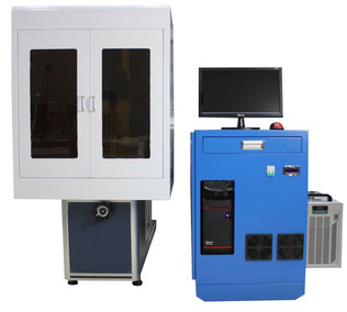 Laser CO2 130W high speed engraver