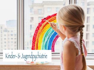Kinder- & Jugendpsychiatrie, Gmunden, Vöcklabruck