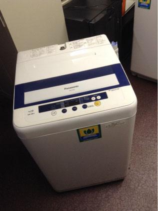 パナソニック全自動洗濯機NA-F45B3