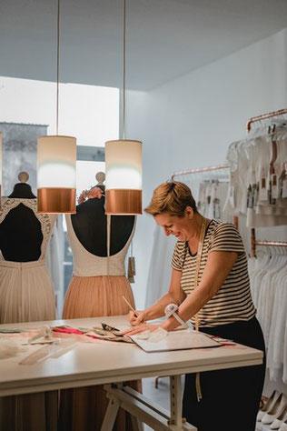 unsere Brautmode Shops in Deutschland