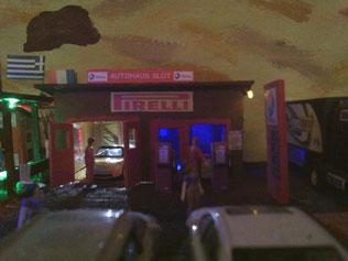 Tankstelle Autohaus Slot