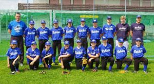 Das Team aus 2013