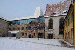 Kunstmuseum Moritzburg in Halle