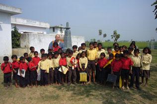 2008年3月 僧侶として単身ブッダガヤーへ