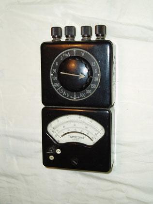 Metrawatt  Multimeter Typ. Tavocord TC 1000