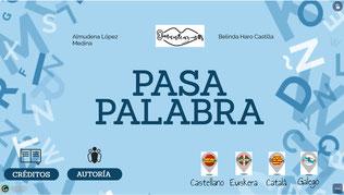 PASA PALABRA