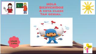 HOLA, BIENVENIDOS A ESTA CLASE TAN GENIAL