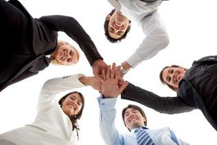 MitarbeiterInnen und Unternehmen: gesund!