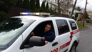 Fanwood (and Westfield) Firefighter Brian Piccola