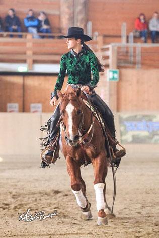 Steurer Anna - Novice Rider