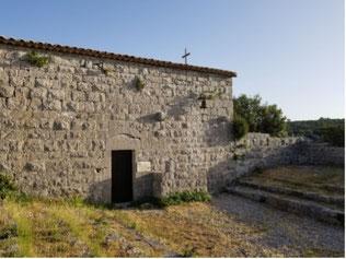 Corconne la chapelle dédiée à la Vierge anocr34.fr