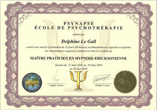 Maître hypnose Angers