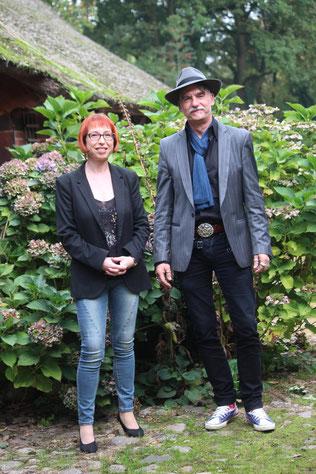 Doreen & Olaf Schritt