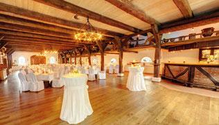 Festsaal zum Feiern aller Art
