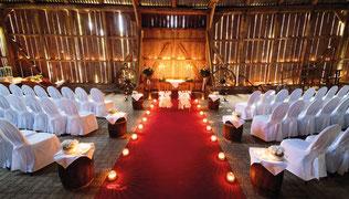 Die Trauscheune, der besondere Trauort und Location um in Cuxhaven zu heiraten