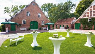 opdedeel - die Festscheune der Familie Thalmann in Cuxhaven-Lüdingworth