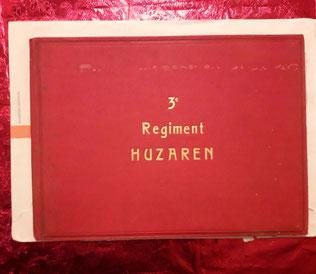 3de Regiment Huzaren 1908
