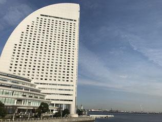 横浜 インターコンチネンタルホテル 国選弁護シンポジウム会場
