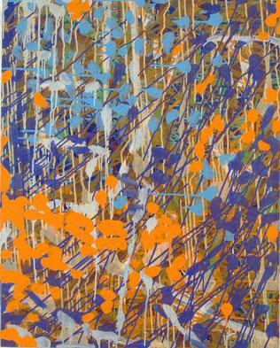 峠P.11        キャンバスに油彩    91×72.7㎝