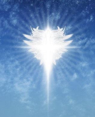 天界の扉が開かれる