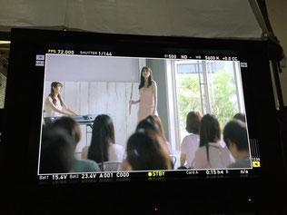 Jimdo TV CM撮影の裏側
