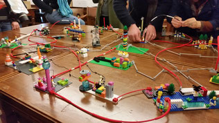 LEGO SERIOUS PLAY Workshop Teambuilding Strategie