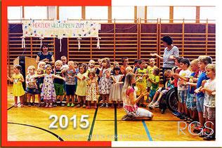 Kindergarten Hornstein Juni 2014