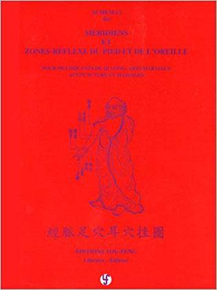 Couverture du livret sur les maridiens des éditions You Feng.