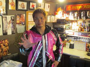小峠篤司選手