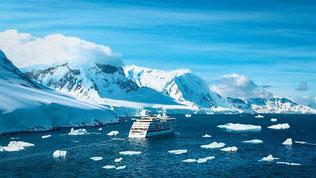 Antarktis Kreuzfahrt deutschsprachig HANSEATIC spirit